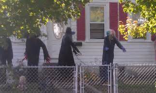 Halloween Yard Displays » Home Design 2017