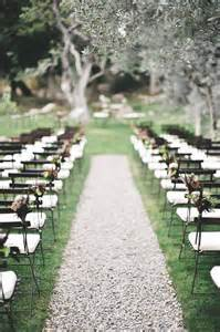 Outdoor Wedding Ceremony Decorationswedwebtalks Wedwebtalks by Triyae Simple Backyard Wedding Ceremony Various