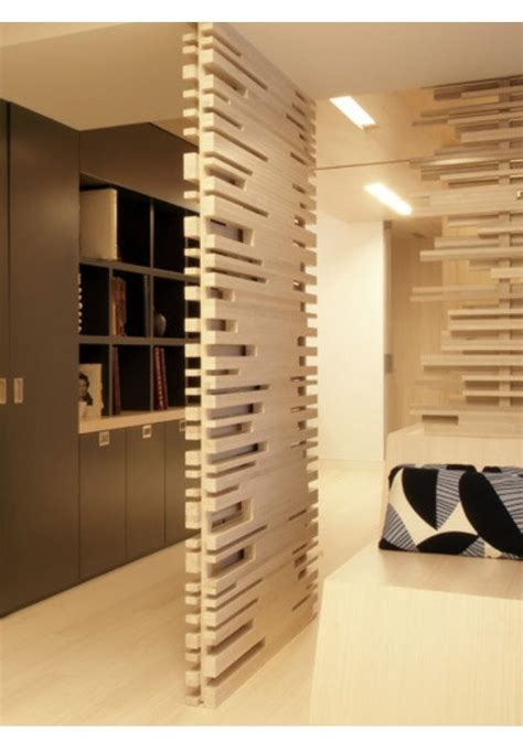 wall divider ideas wall dividers an attractive way of dividing a room