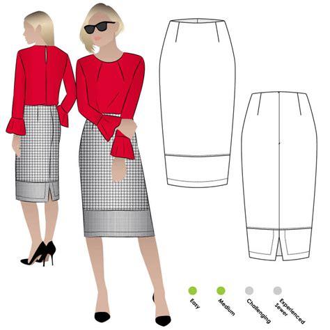 Agatha Skirt 1 agatha woven skirt style arc