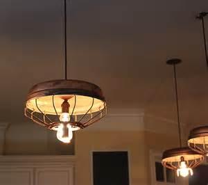 chicken feeder light by southern restoration upcycledzine