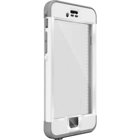 lifeproof n d for iphone 6s iphone 6s avalanche 79 20 quot drop height walmart