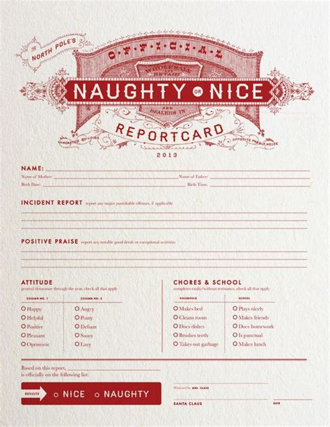 free printable elf report 1000 ideas about naughty santa on pinterest