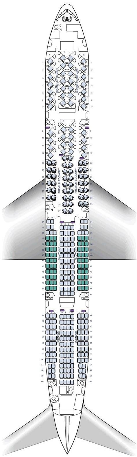 Boeing 787 Floor Plan by 25 Best Ideas About Boeing 777 300er Seating On Pinterest