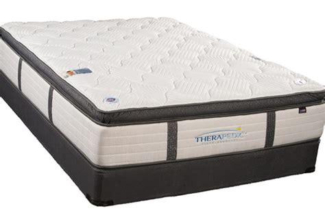 therapedic mattress sale the mattress factory