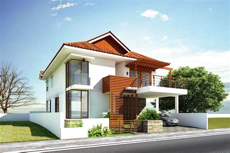 awesome house designs modern home designs with white color paint home interior exterior