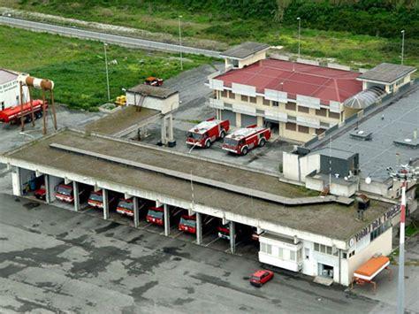 ministero interno vigili fuoco aeroporto lamezia terme