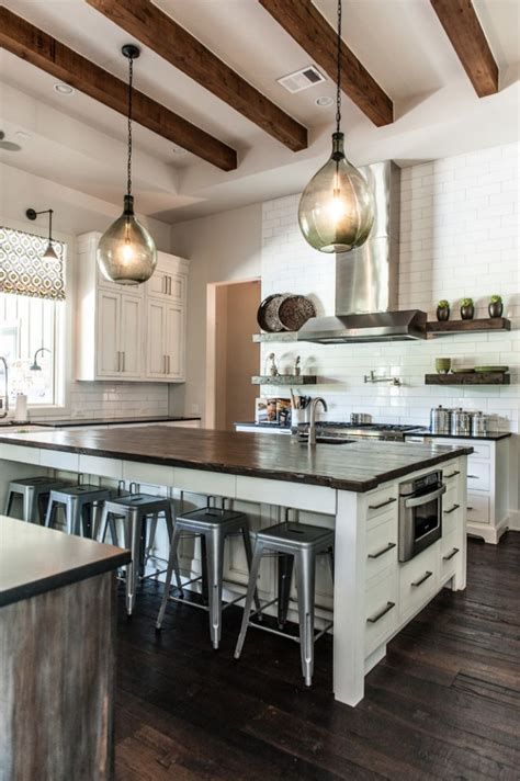 Bar Stools For Kitchen Island by 25 Stunning Transitional Kitchen Design Ideas