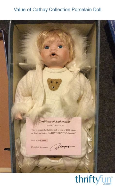 cathay collection porcelain doll thriftyfun