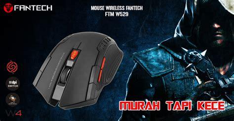 Mouse Gaming Fantech Raigor W4 review singkat mouse gaming murah fantech raigor w4