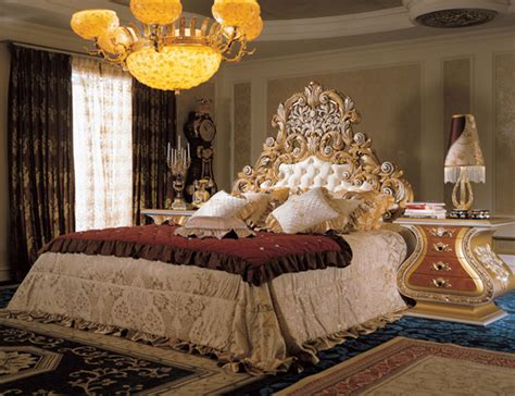 baroque bedroom antique italian classic furniture king baroque bedroom