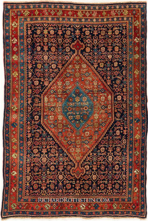 antique bidjar rug pinteres