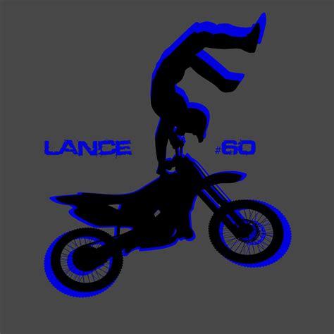 blue motocross motocross blue comforter set for kids dirt bike rider