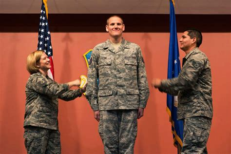 anthony daniels air force train hero spencer stone promoted by us air force