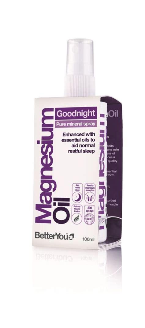Magnesium Spray Detox by Magnesium Goodnight Spray Karuna Detox Shop