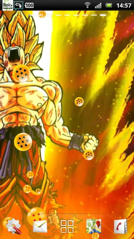 dragon ball z hd wallpaper apk dragon ball live wallpaper 3 free android live wallpaper