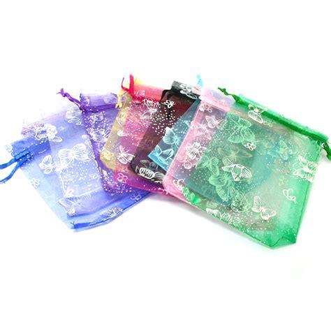 aliexpress buy wholesale organza bags 9x12 cm