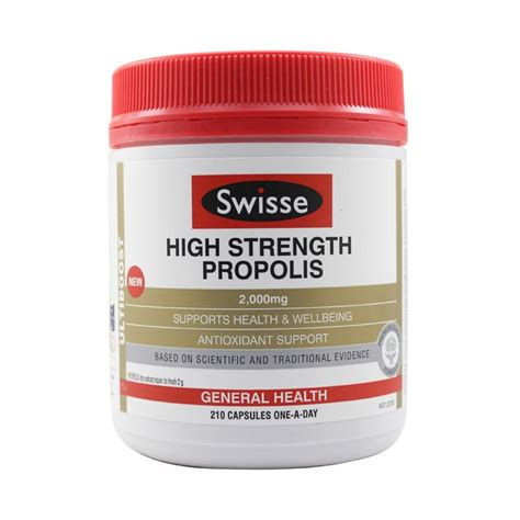 Swisse High Strength Propolis swisse ultiboost lung health support 90 tablets antioxidant support to support lung