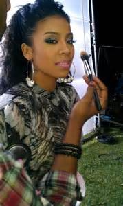 images of frankies hair keisha coes keyshia cole on set of video shoot for quot take me away