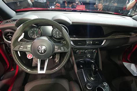 2016 la auto show alfa romeo stelvio sport crossover