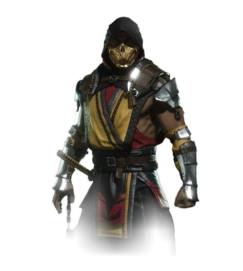 mortal kombat  scorpion png  metropolis hero  deviantart