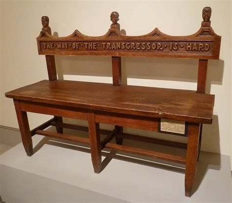 the anxious bench mourner s bench ncpedia
