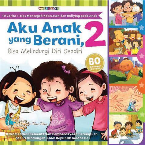 Buku Dongeng Buah Billingual 4 Buku Pilihan Untuk Anak Juara
