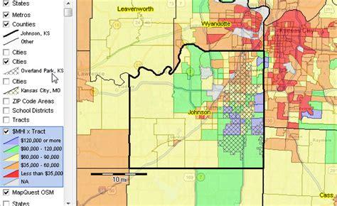 Johnson County Kansas Property Records Johnson County Gis Map My