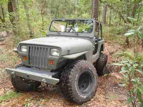Used Jeep Wrangler For Sale 6000 Purchase Used Jeep Wrangler Yj Top Doors In