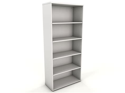 white office bookcase white office furniture icarus office furniture