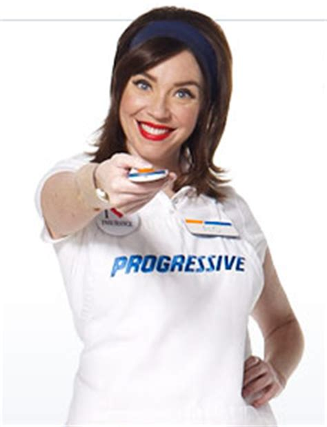 progressive commercial actress flo i hated morning people until post college life