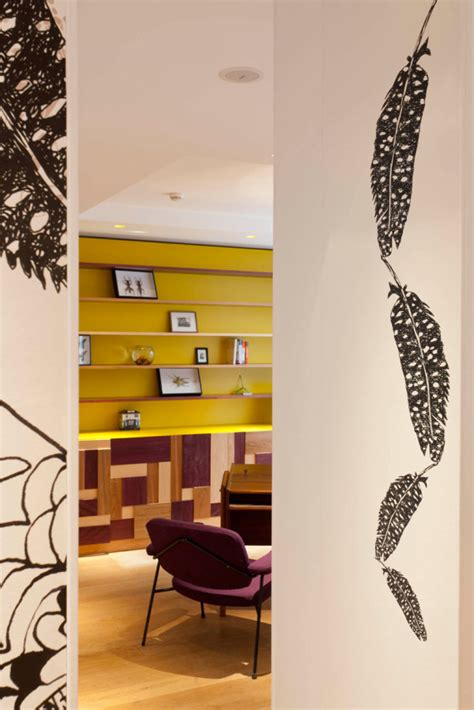 design milk location eclectic and colorful hotel crayon paris design milk