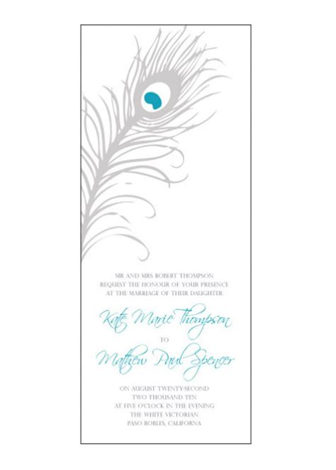 where can i print invitations template best template collection