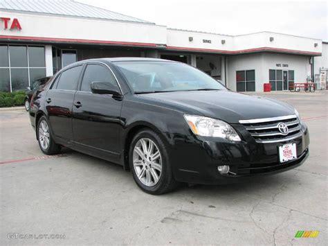 2005 Toyota Avalon Limited 2005 Black Toyota Avalon Limited 3060394 Gtcarlot