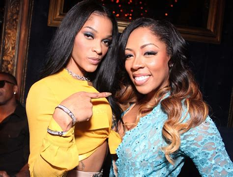 bff casting couch love hip hop drama joseline k michelle fight and