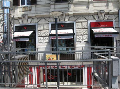 libreria minerva roma realizzazioni 2008