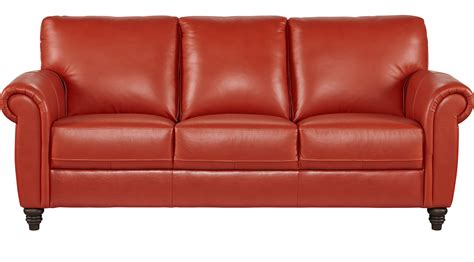 Orange Leather Sofa Set Orange Leather Sofa Olympian Sofas Novara Orange Leather Sofa Sectional Thesofa