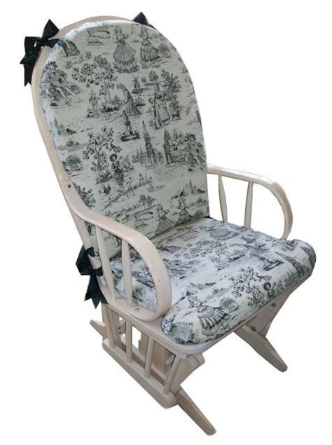rocking chair slipcovers items similar to round top rocking chair slipcover on etsy