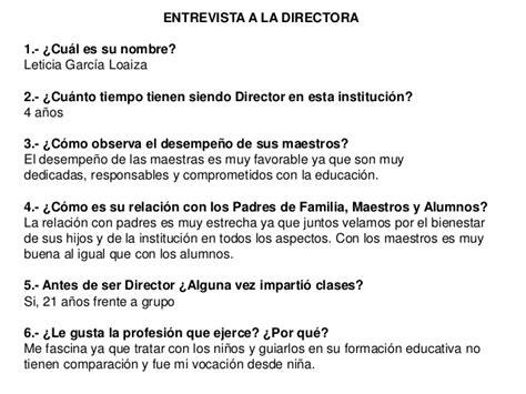 preguntas abiertas para una entrevista a una maestra 4 guion de entrevistas