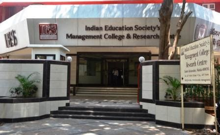 Ies Mba by Indian Education Society Management College And Research