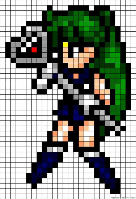 anime perler bead patterns 81 best images about anime pearler bead patterns on