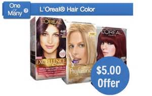 loreal hair color codes loreal hair color coupon get 5 00 wyb 30 00