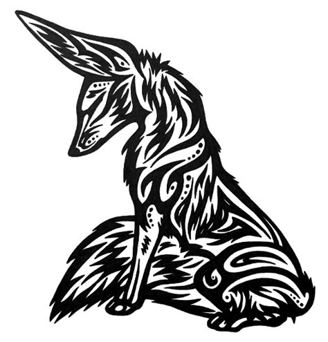 fennec tattoo by amusedinsanity on deviantart