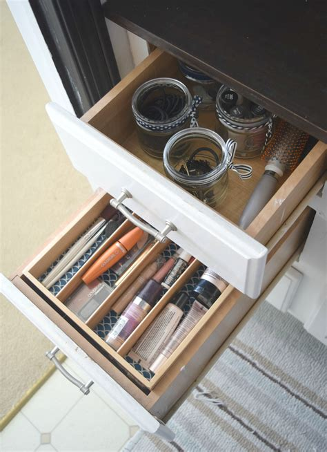 organize bathroom drawers simple ways to organize bathroom drawers our house now a