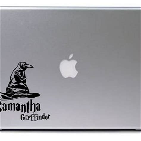 Decal Harry Potter Apple shop macbook decal harry potter on wanelo