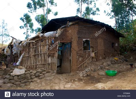 In The Poor House by Exclusive Poor House Made Of Earth Stands In Yeka A Part