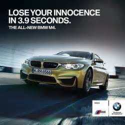 new car add bmw m4 coupe whitty ad advertising cars speed