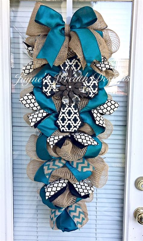 window garland swag 25 best ideas about door swag on swags for