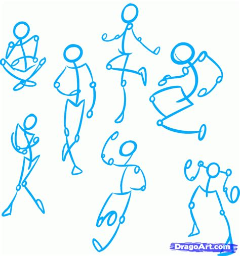 Drawing Bodies by How To Draw Anime Bodies Draw Anime Figures Step 2