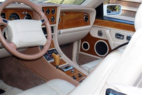 bentley 2000 interior 2000 bentley azure convertible 194219